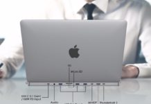 Recensione DG Rule invisible Hub: scompare sotto il MacBook Pro
