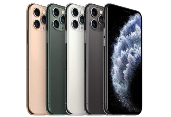 Su Amazon iPhone 11 Pro Max e iPhone 11 Pro ai prezzi minimi