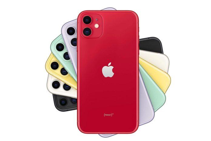 Tutti gli iPhone 11 64 GB scontati di 90 euro; prezzo minimo storico