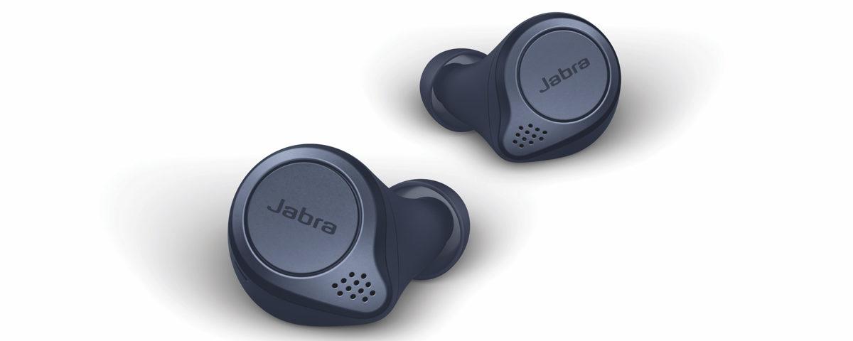 Jabra Elite Active 75t gli auricolari senza fili migliorano in tutto al CES 2020