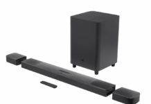 La prima soundbar Dolby Atmos JBL 9.1 è compatibile anche Airplay 2 e Chromecast