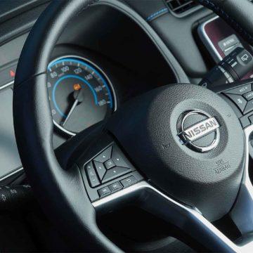 Nuova Nissan LEAF 62 kWh con maggiore autonomia e connettività