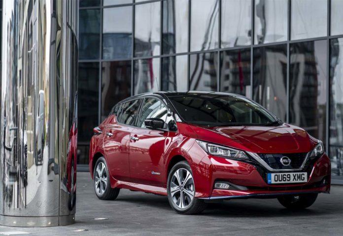 Nissan e Uber insieme per la mobilità a zero emissioni a Londra