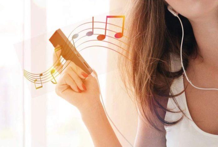 Lettore MP3 con Bluetooth e controlli touch in offerta a 15,59 euro