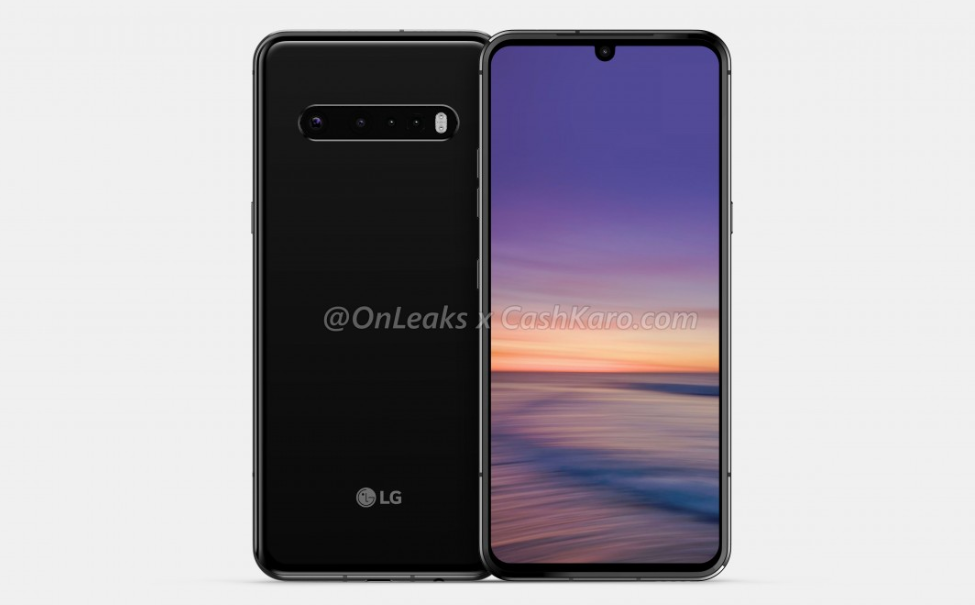 LG G9 potrebbe avere quattro fotocamere e mantenere il jack cuffie