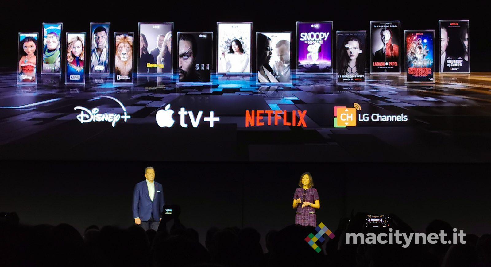 L'app Apple TV è in arrivo sui televisori LG, Sony, e Vizio