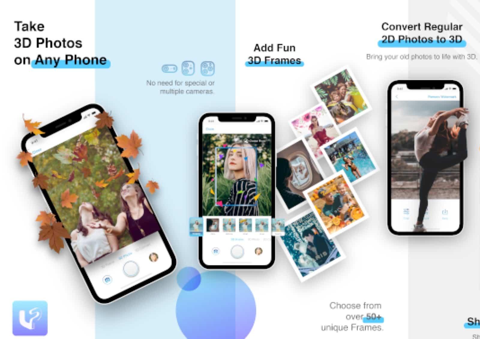 Con LucidPix le foto prendono vita in 3 dimensioni, gratis su iPhone e iPad