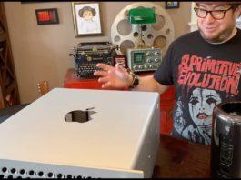 Due filmati evidenzia dettagli e vantaggi del Mac Pro in formato rack