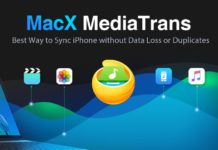 L'app MacX MediaTrans per trasferire foto/video/musica tra iPhone e Mac al 50%
