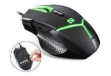 Con Sandberg Destroyer Flexweight è possibile regolare il peso del mouse