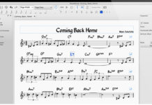 MuseScore, aggiornato il programma open source per creare e stampare sparti