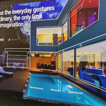 Al CES 2020 in mostra le novità Nice, Fibaro e Abode per la Smart Home