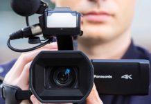 Panasonic AG-CX10 al CES 2020