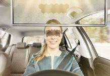 CES 2020, Bosch reinventa il parasole per proteggere gli occhi e salvare vite