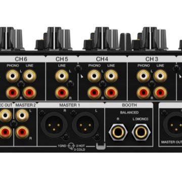 Pioneer DJM-V10, il mixer a 6 canali fatto apposta per i DJ