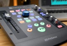 Presonus ioStation 24c, interfaccia audio e controller DAW al NAMM 2020