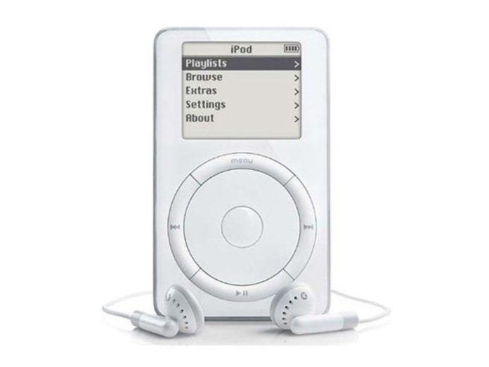 Miracolo iPod: è stato disegnato, progettato e lanciato nello stesso anno