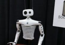 Reachy, al CES 2020 il robot espressivo e open source