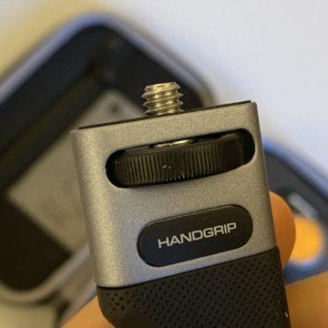 Recensione Manfrotto TwistGrip Deluxe Kit, l'accessorio per video ergonomici