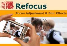 AKVIS Refocus 10 per Mac e PC ora con migliorati effetti bokeh