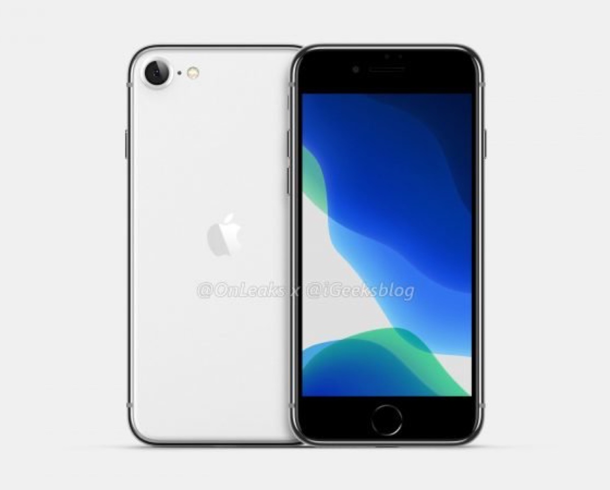 I render iPhone 9 mostrano come sarà iPhone SE 2