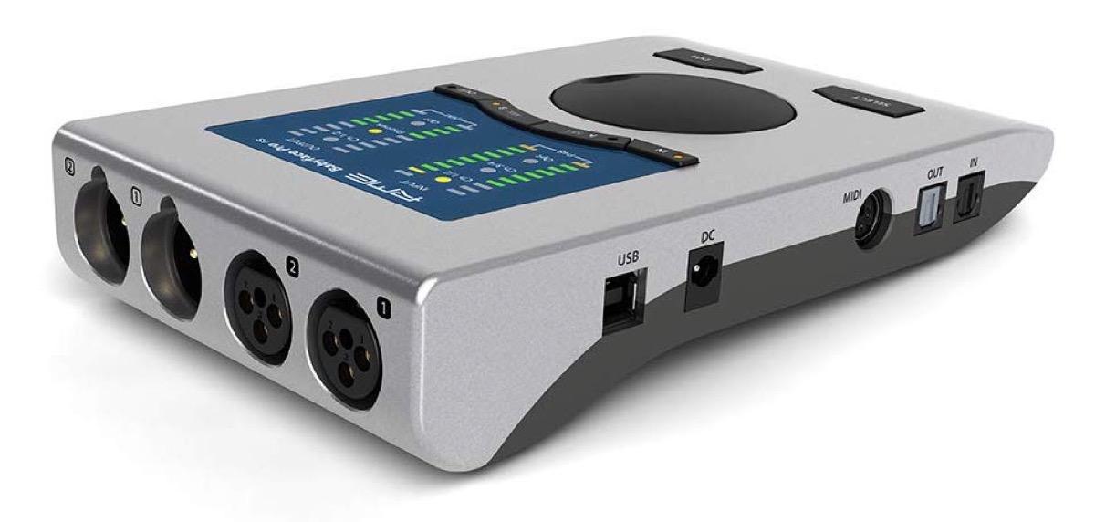 RME Babyface Pro FS, interfaccia audio portatile compatibile con iOS al NAMM 2020