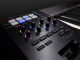 Roland A-88MKII, al CES 2020 la tastiera MIDI 2.0 con USB-C