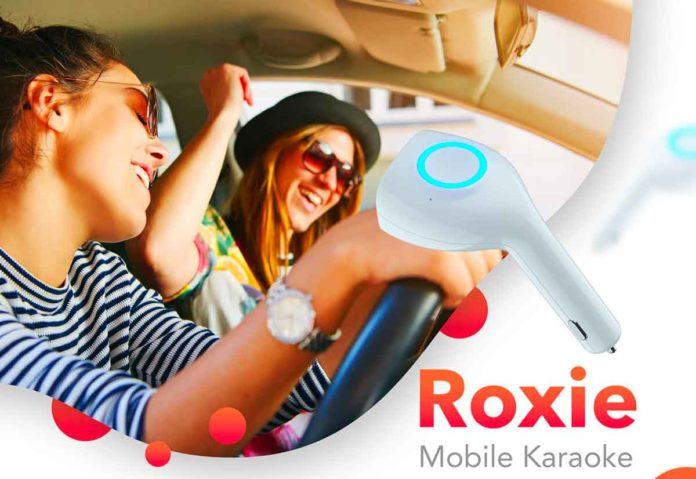 Con Roxie l'auto diventa come quella di Carpool Karaoke