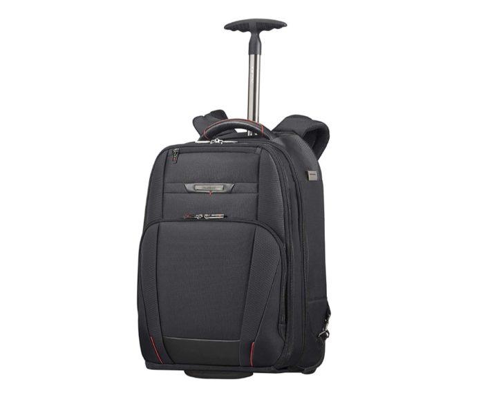 Samsonite PRO-DLX 5, lo zaino-valigia per viaggi col PC scontato quasi 100 euro