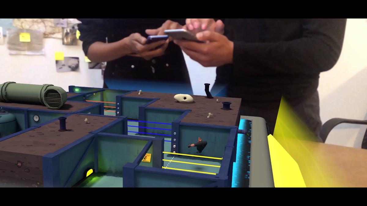 In Secret Oops! la spia più idiota del mondo si aiuta in realtà aumentata su Apple Arcade