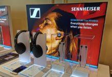 Tutta la nuova gamma di cuffie Wireless Sennheiser in prova al CES 2020