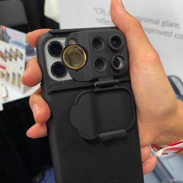 Al CES 2020 la custodia ShiftCam che aggiunge ancora più obiettivi ad iPhone 11, 11 Pro, e 11 Pro Max