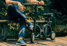 Smacircle S1, in vendita la bici elettrica che si può mettere in uno zaino