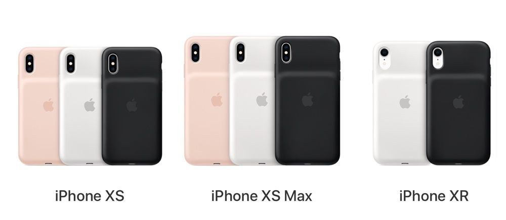 Apple ha avviato un programma di sostituzione per la Smart Battery Case di iPhone XR, XS/XS Max