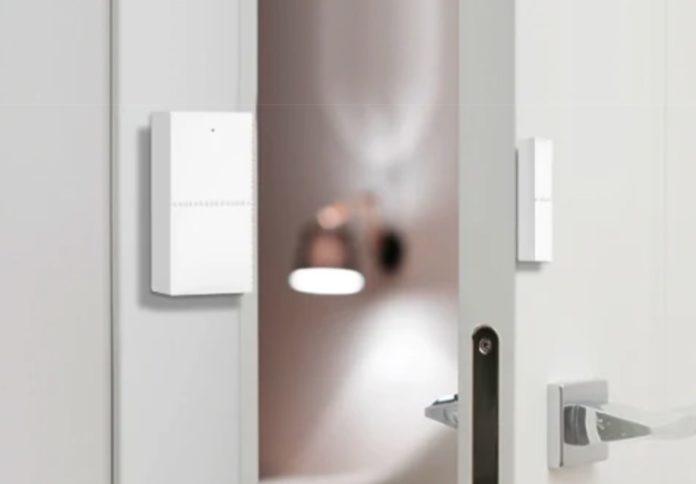 Stalwall D21, il sensore per porte e finestre compatibile con Alexa e Google