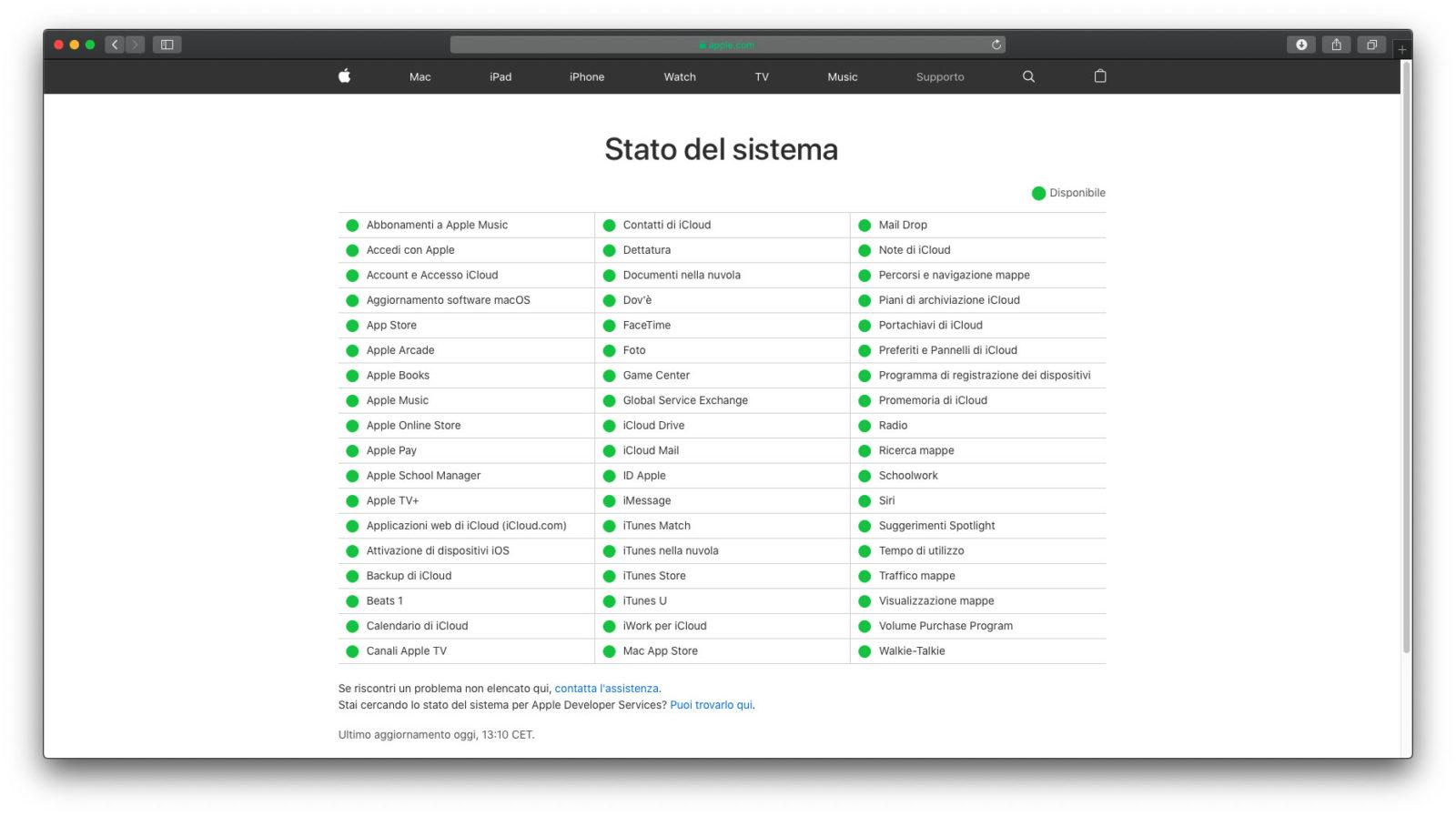 Cosa fare se Apple Arcade non funziona su Mac