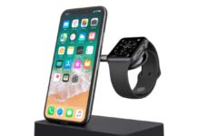 Dock Belkin per ricaricare iPhone e Apple Watch insieme scontato del 70%