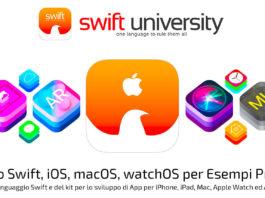 """Quest'anno partecipa al Corso Swift , diventa uno sviluppatore di App, e assicurati un futuro, prezzo in """"promo 2020"""" fino al 19/01"""