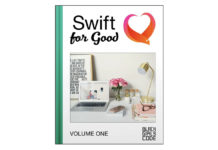 Swift for Good,  un libro dedicato a Swift con ricavi devoluti per una buona causa