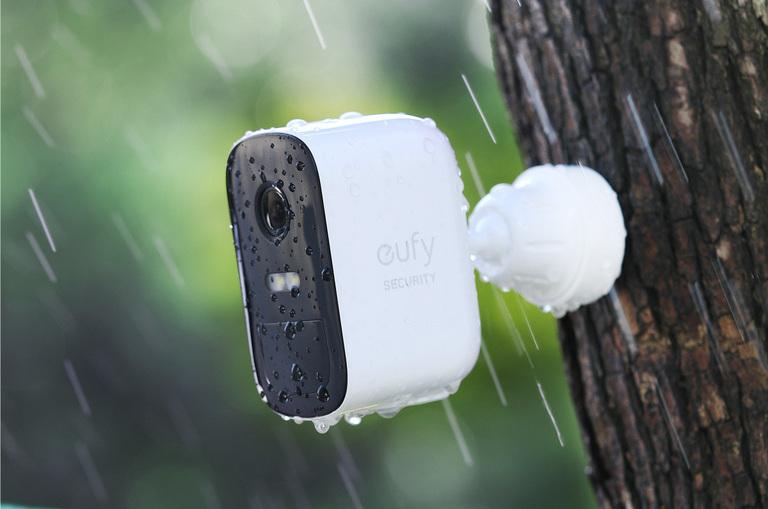 Anker EufyCam 2C supporta adesso HomeKit di Apple, promessa mantenuta a metà