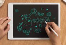 La tavoletta prendi-appunti digitale Xiaomi Mijia è in offerta a partire da 13,54 euro