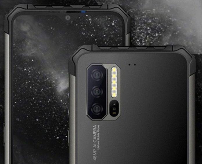 Ulefone Armor 7, lo smartphone anti-tutto con tripla fotocamera da 48 MP