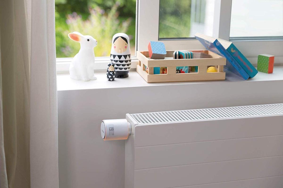 Addio sprechi di energia con l'aggiornamento per valvole termostatiche intelligenti di Netatmo