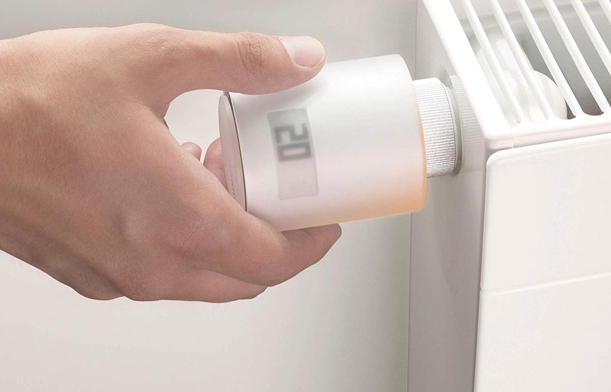 Le valvole termostatiche netatmo si aggiornano e scoprono for Valvole termostatiche netatmo