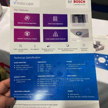 CES 2020, Vivascope di Bosch semplifica la diagnosi medica con l'intelligenza artificiale