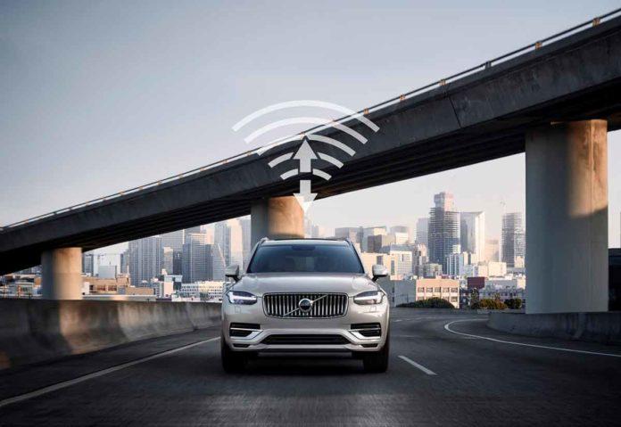 Volvo Cars e China Unicom collaborano per sviluppare la tecnologia di comunicazione 5G in Cina