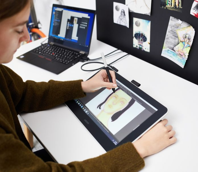 Wacom One è la tavoletta per disegnare su schermo a prezzo accessibile