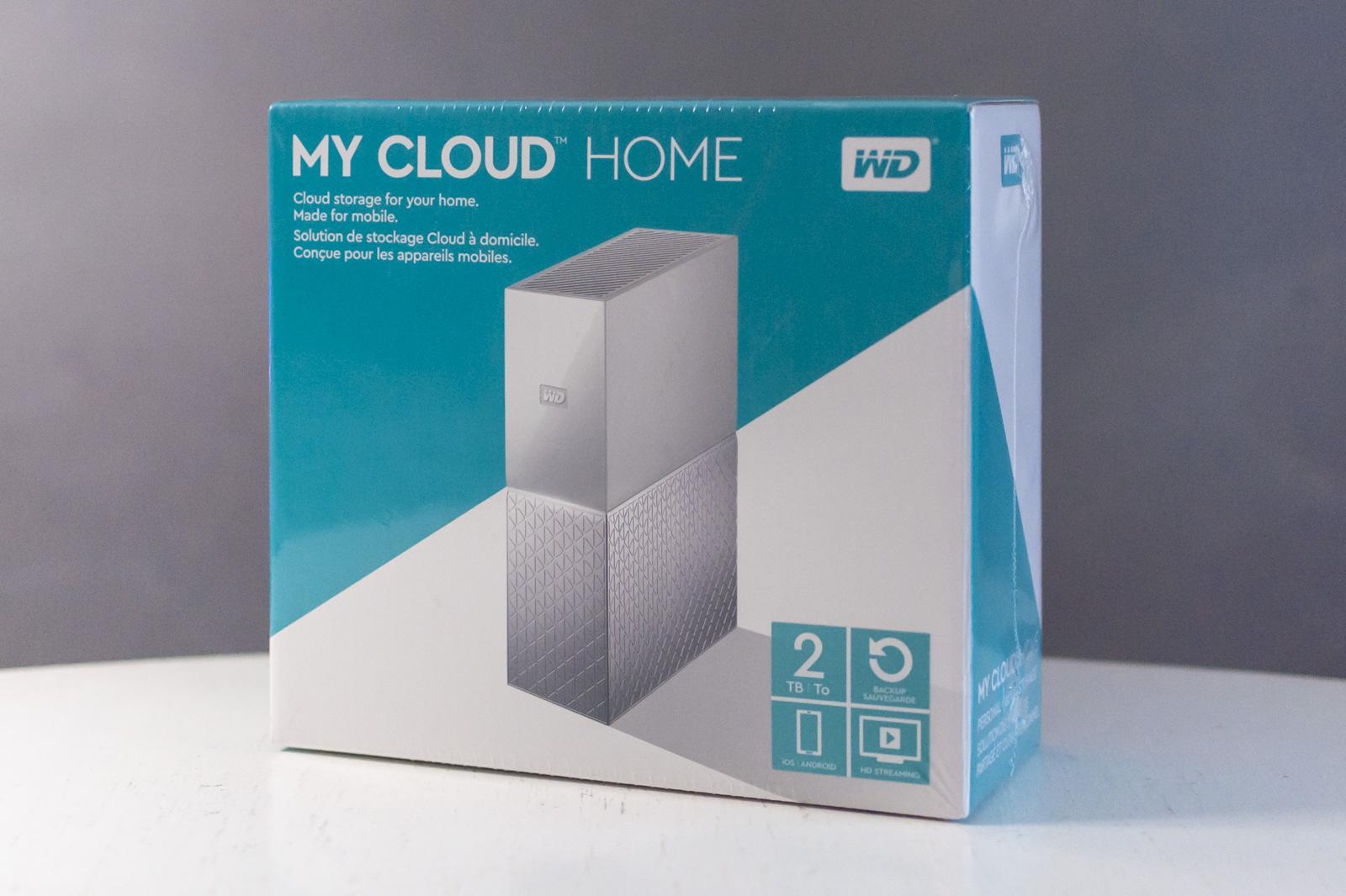 Recensione WD MyCloud Home, il piccolo cloud tutto nostro
