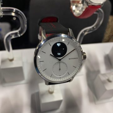 Withings ScanWatch al CES 2020
