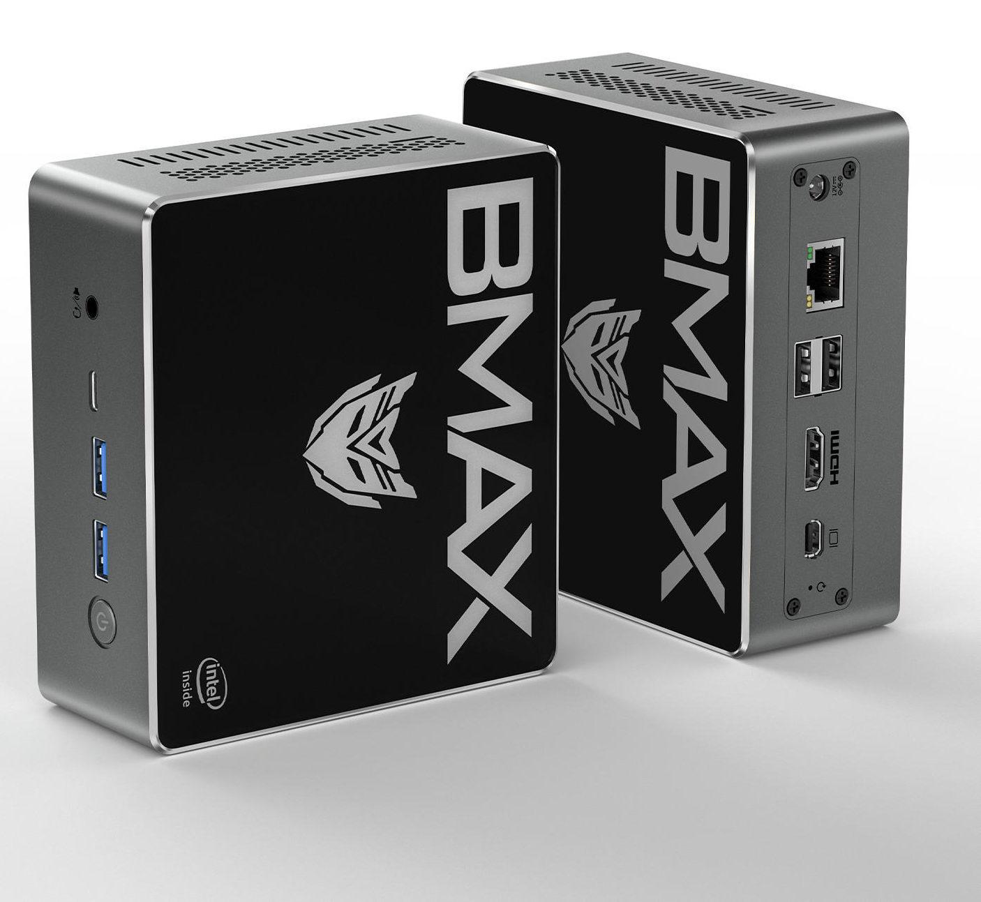 BMAX B3 Plus, il mini PC da tavolo e portatile con 8GB di RAM e 256GB di SSD a 303,60 euro